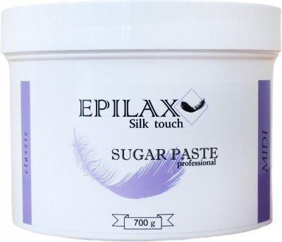 Цукрова паста для шугарингу Epilax Silk Touch Midi 700 г (ROZ6400050077/4820251920072)