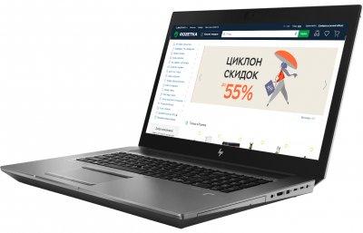 Ноутбук HP ZBook 17 G6 (6CK22AV_V16) Silver