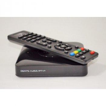 UCLAN Denys H.265 IPTV+ Smart TV Box ТВ приставка