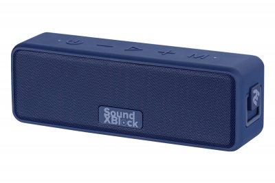 2E SoundXBlock TWS, MP3, Wireless Waterproof Blue