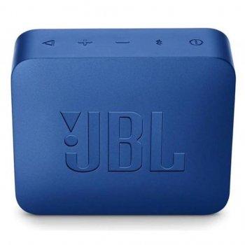Акустическая система JBL GO 2 Blue (JBLGO2BLU)