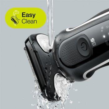 Електробритва BRAUN Series 5 50-W1600s BLACK/WHITE