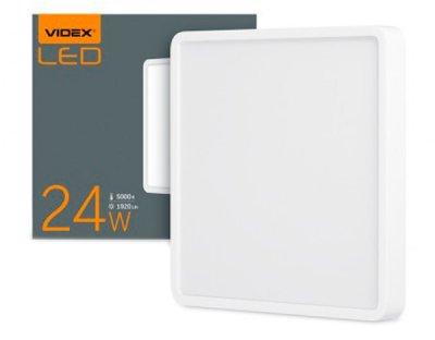 Світильник точковий VIDEX 24W 5000K 220V (24883)