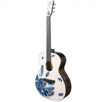 Акустическая гитара Tyma V-3 Plume