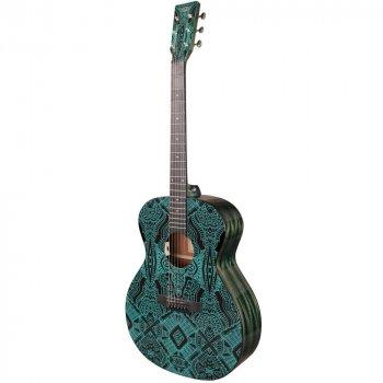 Акустическая гитара Tyma V-3 Maze
