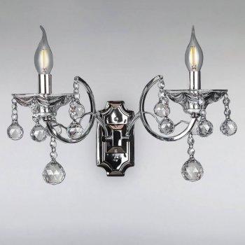 Бра Light House LS-15090-2 CR хром