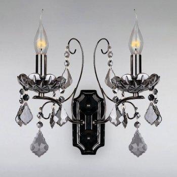 Бра Light House LS-10739-2W BK черное