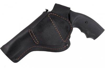 Кобура Beneks для Револьвера 4 формована з кліпсою Шкіра Чорна