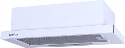Витяжка VENTOLUX GARDA 60 WH (650) 1M