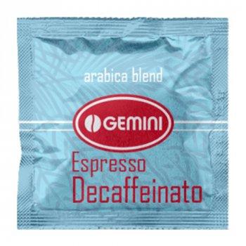 Кофе Gemini Espresso Espresso Decaffeinato в монодозах 25 шт