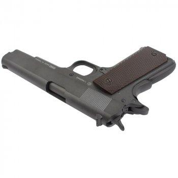 Пневматичний пістолет SAS M1911 Pellet