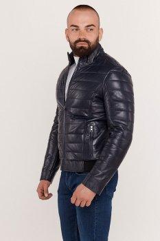 Куртка Deri butik Db-13 Синя