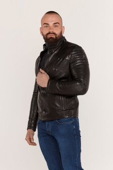 Куртка Simonto Z-311 Чорна