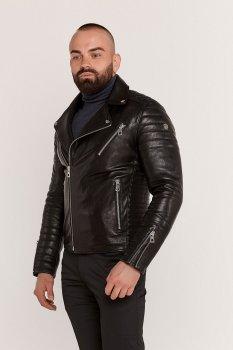 Куртка Simonto Z-1707 Чорна