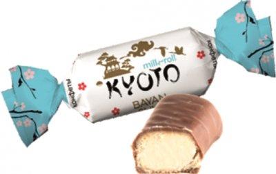 Конфеты Bayan Sulu Kyoto Milk-roll 1 кг (4870200147920)