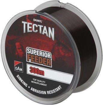 Леска DAM Damyl Tectan Superior Feeder 300 м 0.16 мм 2.3 кг Коричневая (66218)