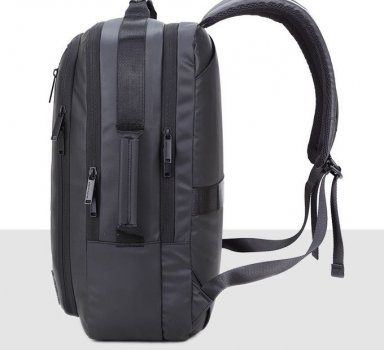 "Універсальний вологозахищений рюкзак-брифкейс 4в1 Arctic Hunter 1500362 для ноутбука до 17,3"", 22л"