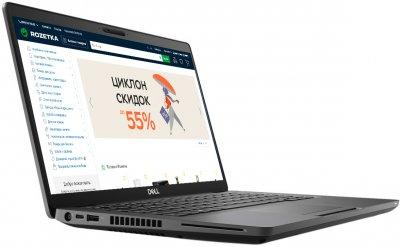 Ноутбук Dell Latitude 5400 (N087L540014ERC_UBU) Black
