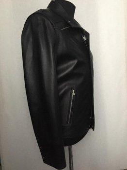 Куртка з натуральної шкіри Belyaev М 70 48 чорна