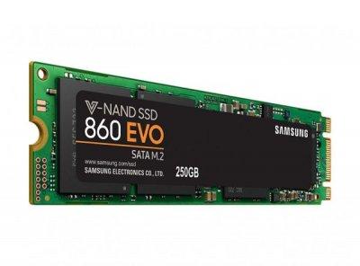 Samsung 860 EVO M. 2 250 GB (MZ-N6E250BW)
