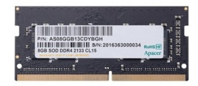 Оперативна пам'ять Apacer DDR4 8GB 2133 (ES.08G2R.GDH) (6424035)