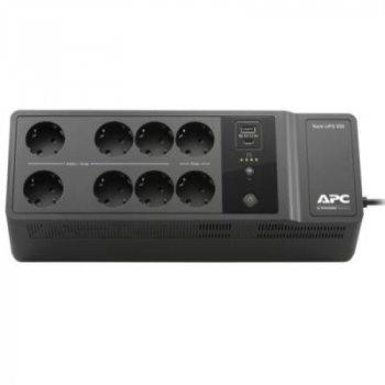 Пристрій безперебійного живлення APC Back-UPS 650VA (BE650G2-RS)