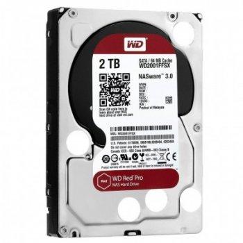 """Жорстку диск 3.5"""" 2TB WD (WD2002FFSX)"""