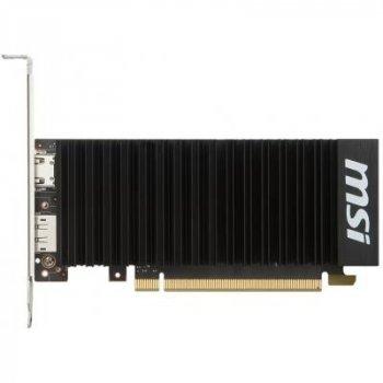 Відеокарта MSI GeForce GT1030 2048Mb Silent OC (GT 1030 2GH LP OC)