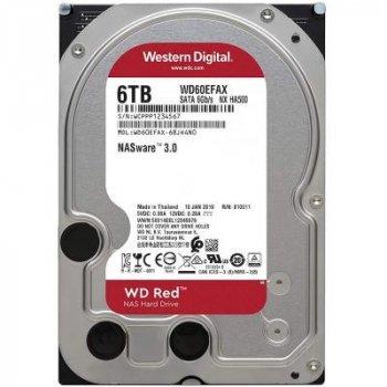 """Жорстку диск 3.5"""" 6TB WD (WD60EFAX)"""