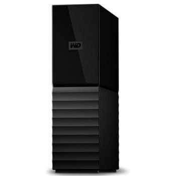 """Зовнішній жорстку диск 3.5"""" 4TB WD (WDBBGB0040HBK-EESN)"""