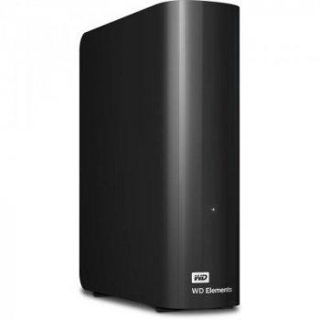 """Зовнішній жорстку диск 3.5"""" 4TB WD (WDBWLG0040HBK-EESN)"""