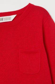 Джемпер H&M 0648891011 Червоний