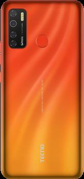 Мобільний телефон Tecno Spark 5 Pro 4/64GB Orange (4895180756054)