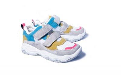 Кросівки для дівчаток 530630 7022/020 мультиколор