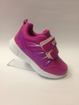 Кросівки для дівчинки Сонце 800-1 peach рожеві