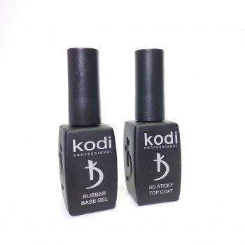 База каучукова і Топ без липкого шару Kodi Professional по 12 мл