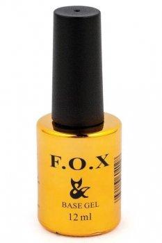 Базове покриття для нігтів F. O. X Base Strong 12мл