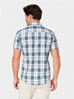 Рубашка Tom Tailor tom06100002 Белая