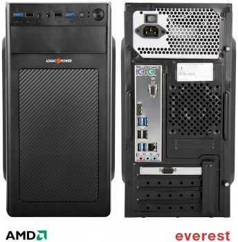 Комп'ютер Everest Office 1046 (1046_6610)