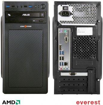 Комп'ютер Everest Office 1046 (1046_6609)