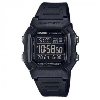 Наручний годинник Casio Collection W-800H-1BVES