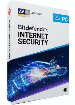 Антивірус Bitdefender Internet Security (1 ПК/1 РІК) ESD (WB11031001)