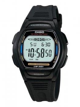 Чоловічі наручні годинники Casio LW-201-2AVDF