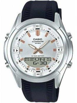 Чоловічі наручні годинники Casio AMW-840-7AVDF