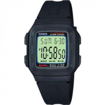 Наручний годинник Casio Collection F-201W-1AEF