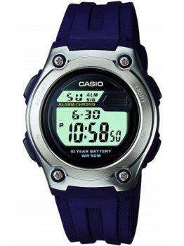 Чоловічий наручний годинник Casio W-211-2AVEF