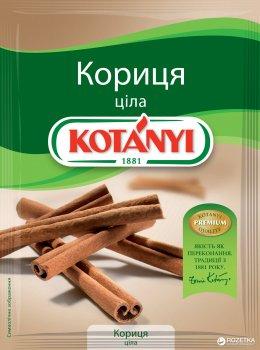 Упаковка корицы целой Kotanyi 17 г х 25 шт (5995863500222)