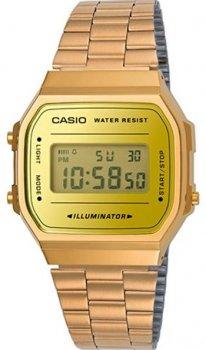 Чоловічі наручні годинники Casio A168WEGM-9EF