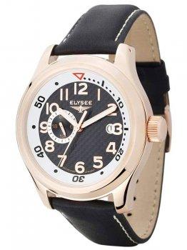 Чоловічі наручні годинники Elysee 28421