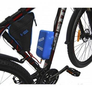 Электровелосипед Uvolt Benetti Virtu S Mb-48-500 Черно-Красный